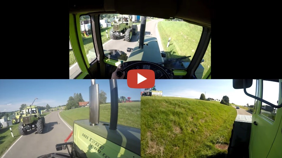 unimog und mb trac treffen in enkenhofen 2017 johnny ro. Black Bedroom Furniture Sets. Home Design Ideas
